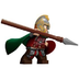 lego lord rings eomer minifigure shield