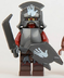 lego lord rings uruk-hai white hand