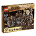 lego hobbit goblin king battle save