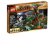 lego hobbit attack wargs having escaped