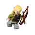 lego lord rings legolas minifigure arrow