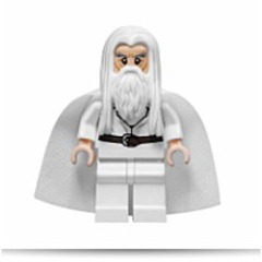 Gandalf The White Mini Figure From Set