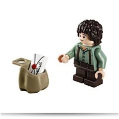 Lord Of The Rings Frodo Minifigure