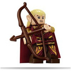 Lord Of The Rings Haldir Minifigure