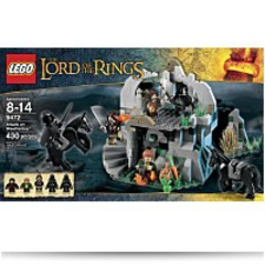Lord Of The Rings Hobbit Attack On
