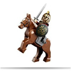 Lord Of The Rings King Theoden Minifigure