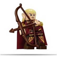 Lord Of The Rings Minifigure Haldir