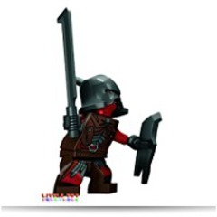 Lord Of The Rings Minifigure Urukhai