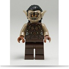 Lord Of The Rings Mordor Orc Minifigure