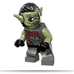 Lord Of The Rings Moria Orc Minifigure