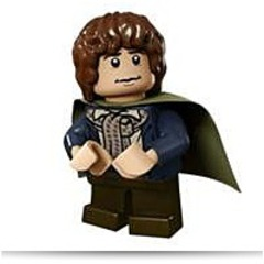Lord Of The Rings Pippin Minifigure