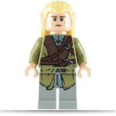 Lord Of The Rings las Minifigure