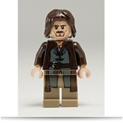 New Lord Of The Rings Aragorn 2 Minifigure