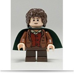 New Lord Of The Rings Frodo With Cape