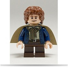 New Lord Of The Rings Pippin Small Minifigure