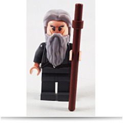 2013 Gandalf The Grey Loose Minifigure