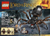 lego lord rings hobbit shelob attacks