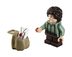 lego lord rings frodo minifigure
