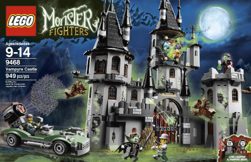 Monster Fighters Vampyre Castle 9468