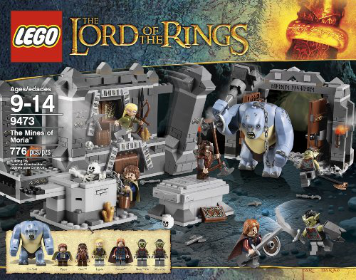 Lord Of The Rings Hobbit The Mines