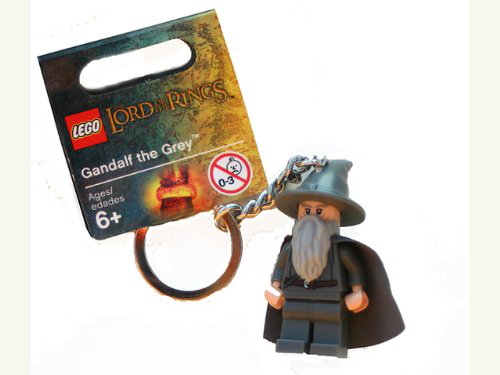 Lord Of The Rings Gandalf The Grey Key